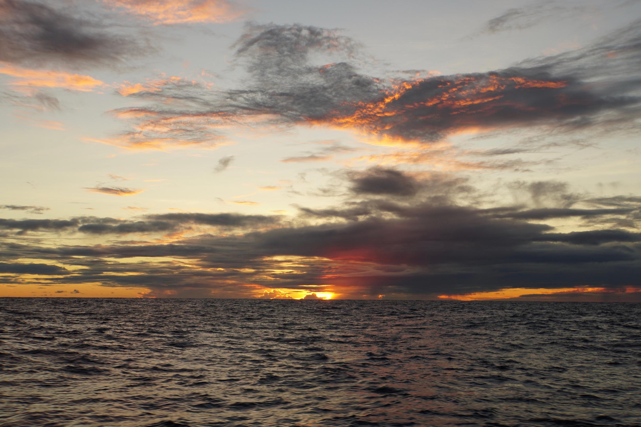 17. Sunsets