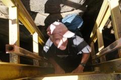 31. The ladder to Sancho Beach