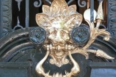 11. Door knocker, Buenes Aires