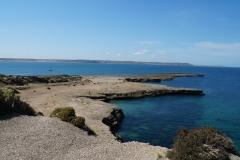 16. Anchored in Puerto Pardelas