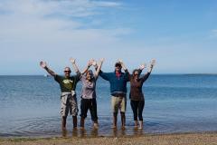 17. Ashore in Patagonia!