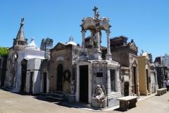 7. Recoleta Cemetery, Buenes Aires