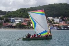 15. Yacht at La Marin, Martinique