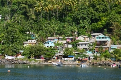 3. Village in Sougriere Bay