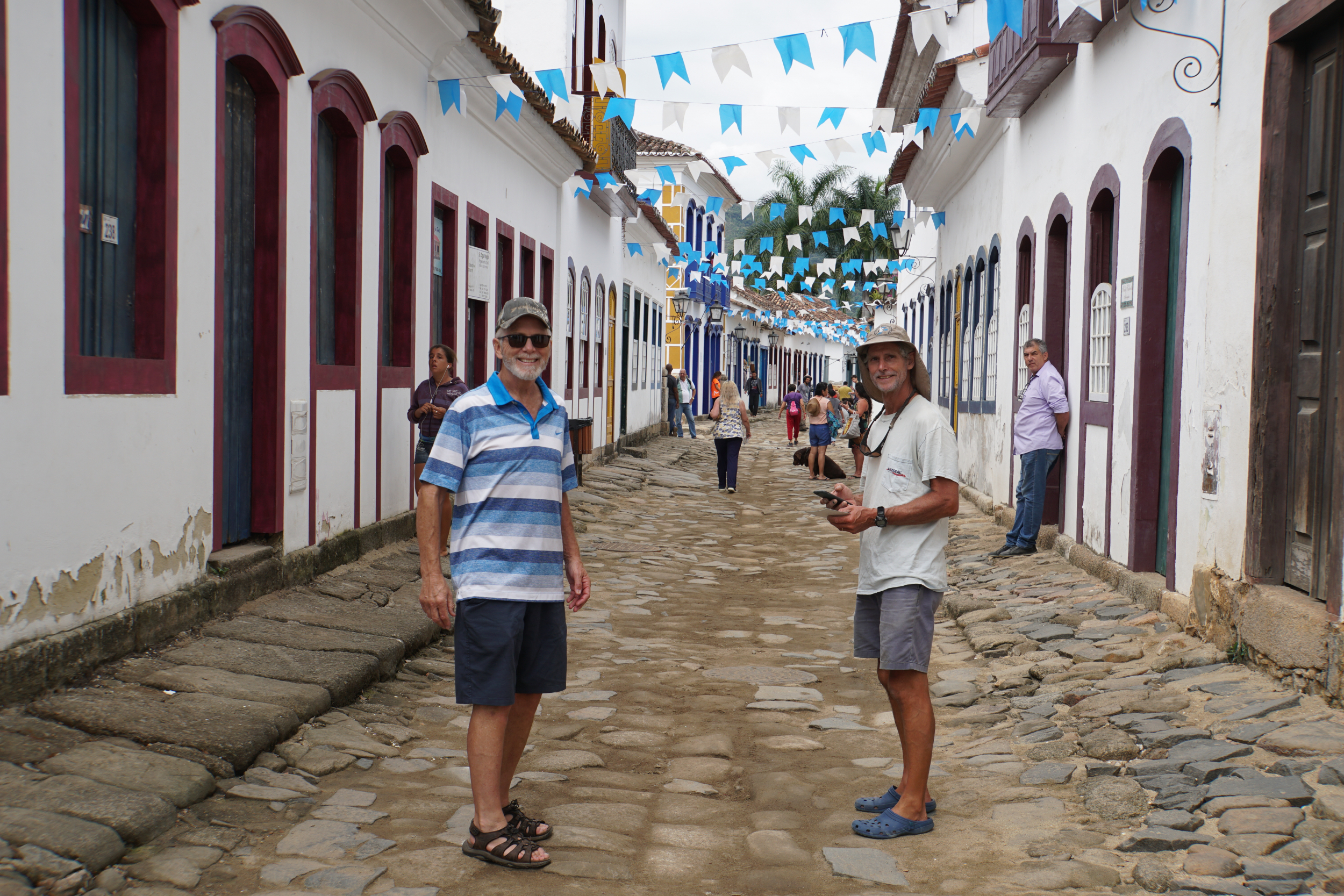 34. Streets of Paraty