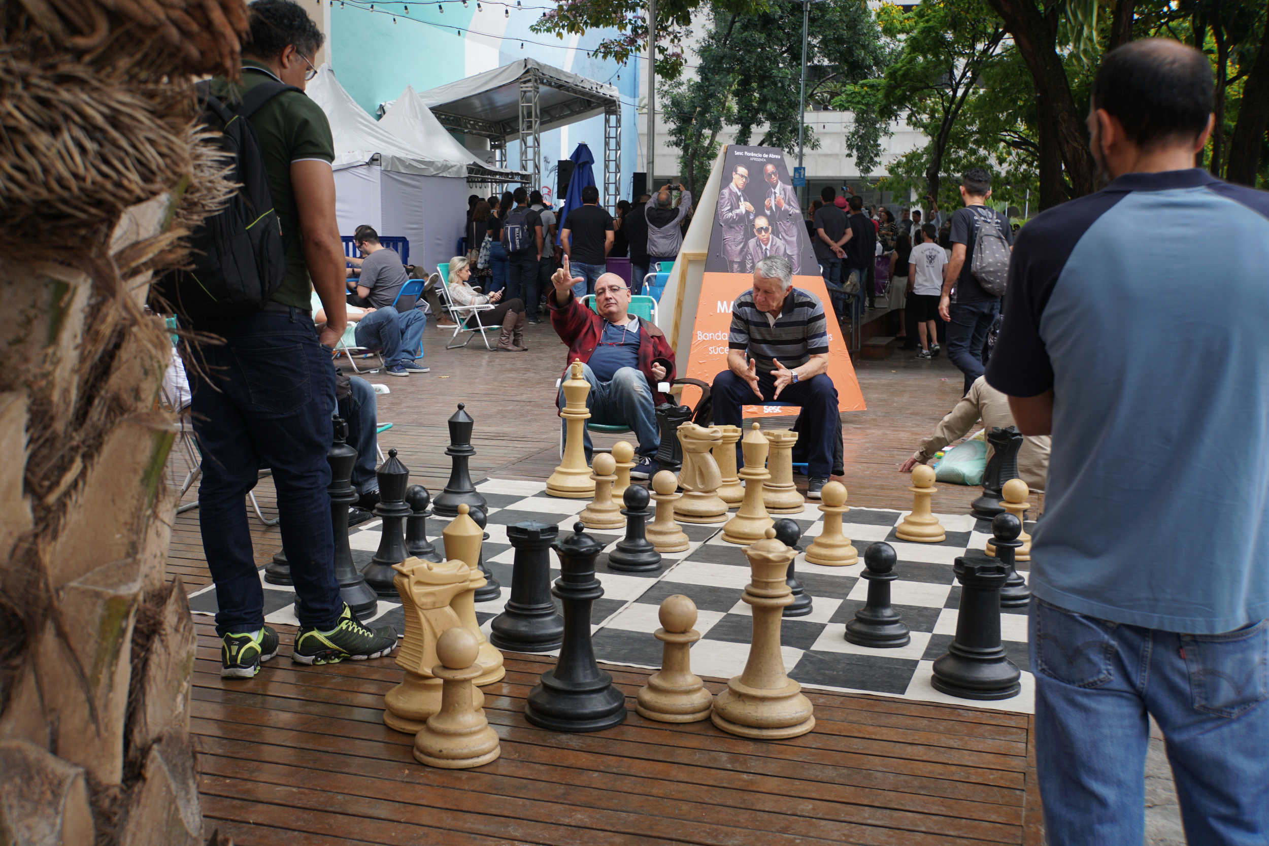 43. Chess in the square