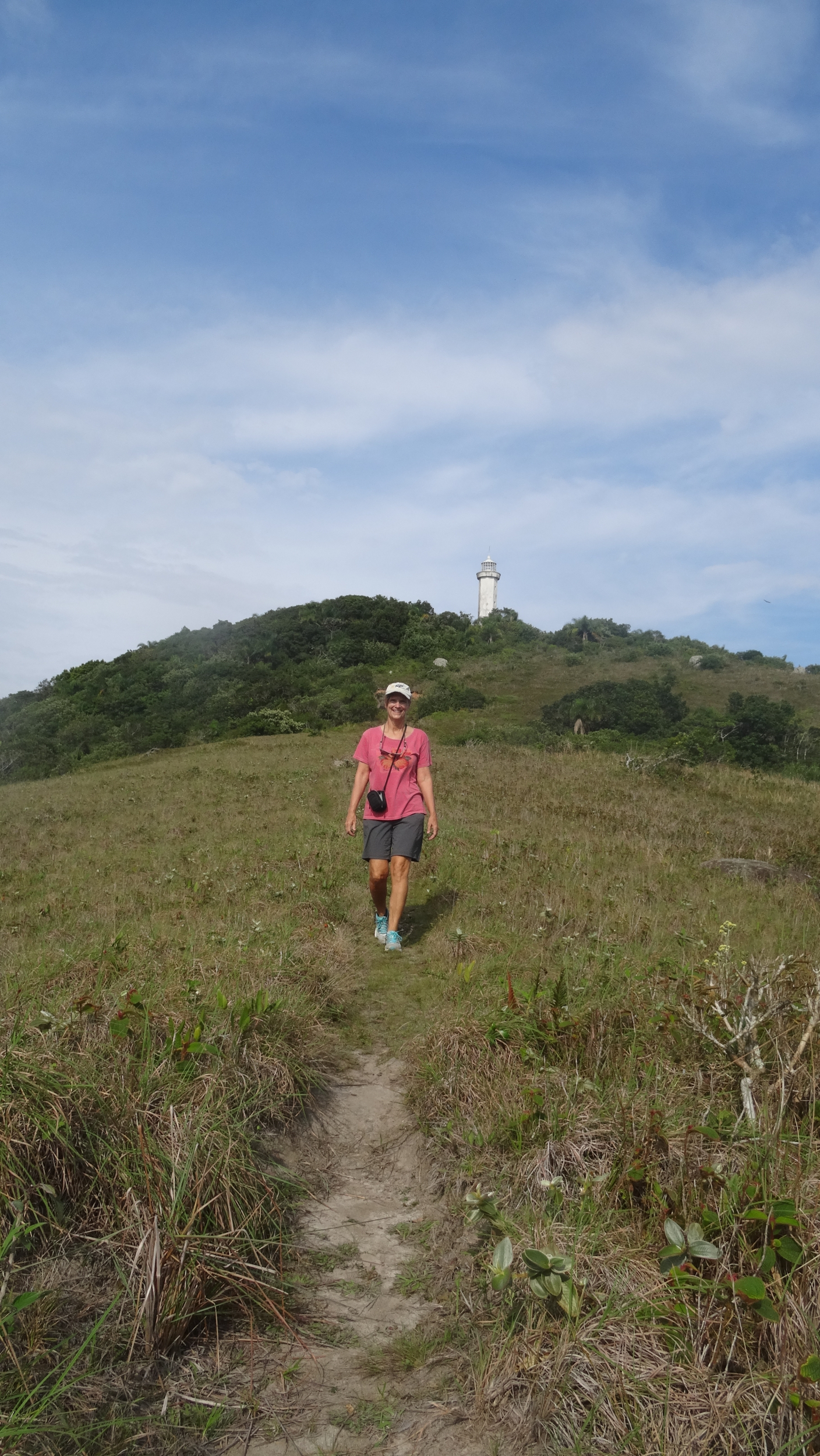 51. Hike to the lighthouse