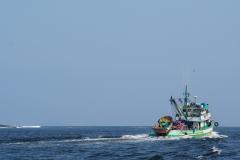 1. FIshing Boat leaving Rio