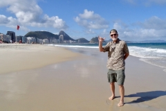 10. Bruce on Copacabana