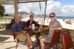 11. Lunch on Copacabana
