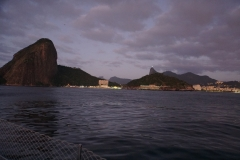 16. Leaving Rio early am.