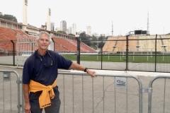 47. Soccer stadium in Sao Paulo