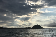 53. Lighthouse, Paranagua Bay