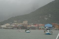 60. Enseada do Pantano do Sur..rainy day