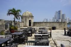 2. Old City walls, Cartagena