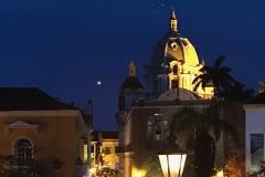 20. Night view San Pedro