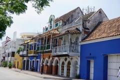 4. Cartagena streets