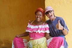 6. Fruit vendors in Cartagena