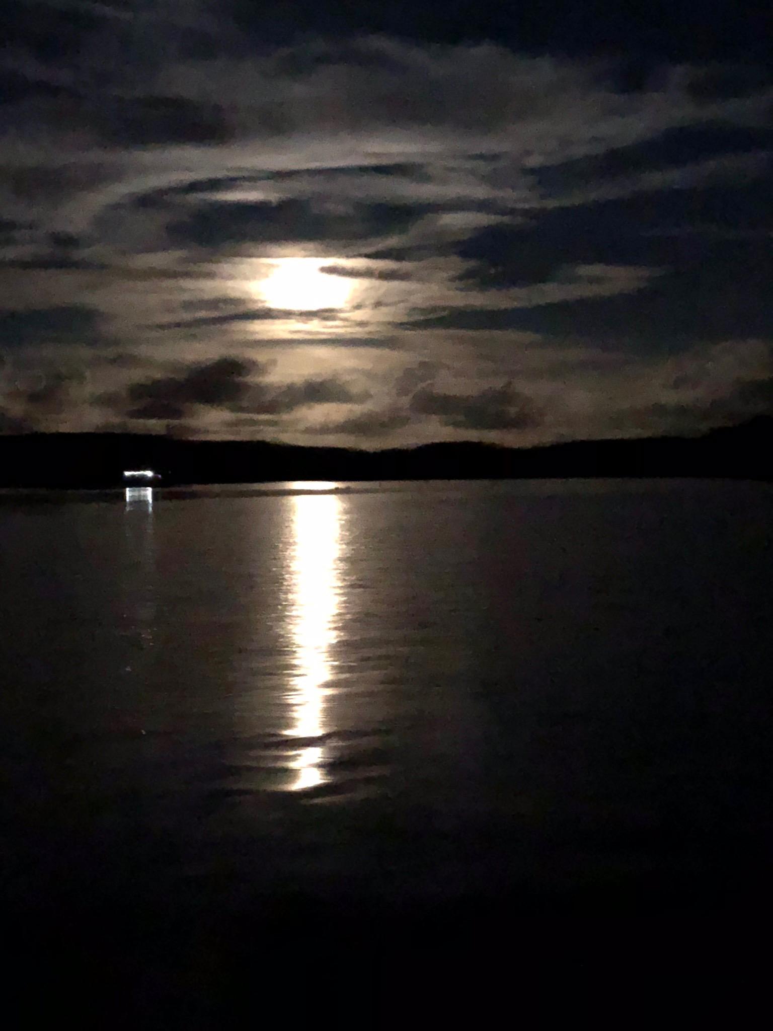 32. Moonrise in Luperon