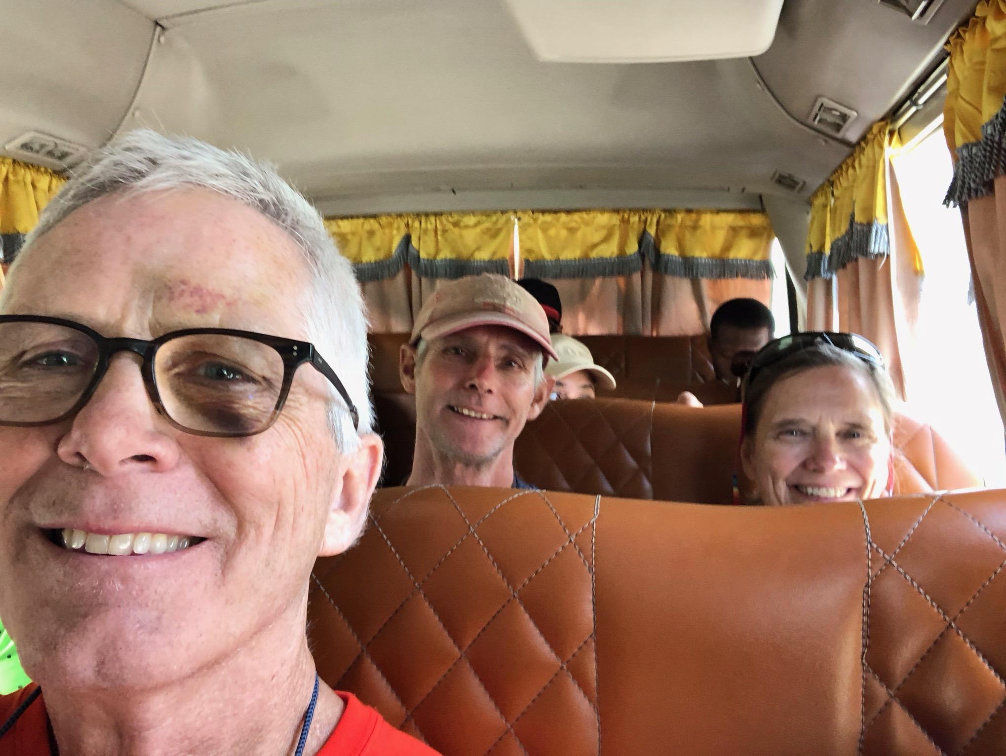 36. Bus to Puerto Plata