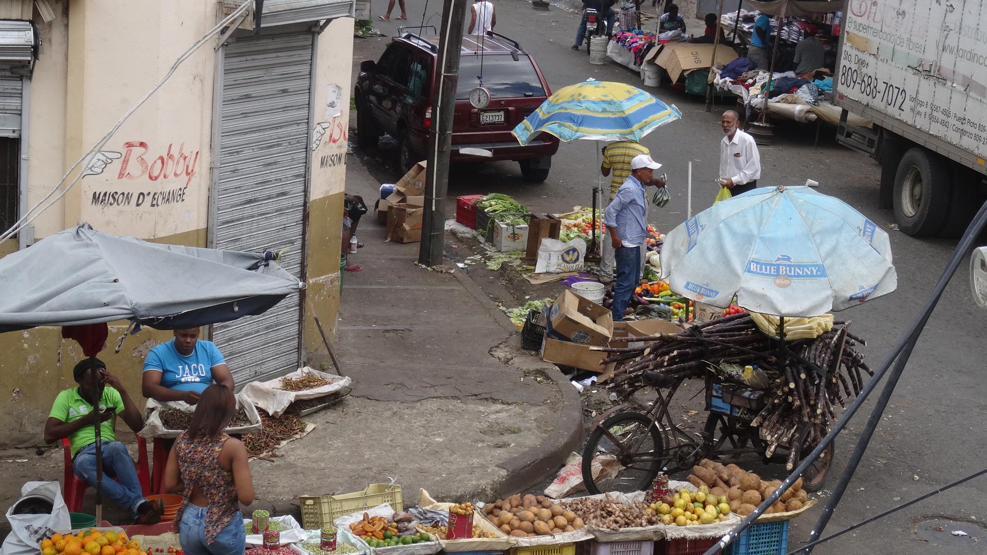 54. Market in Santo Domingo