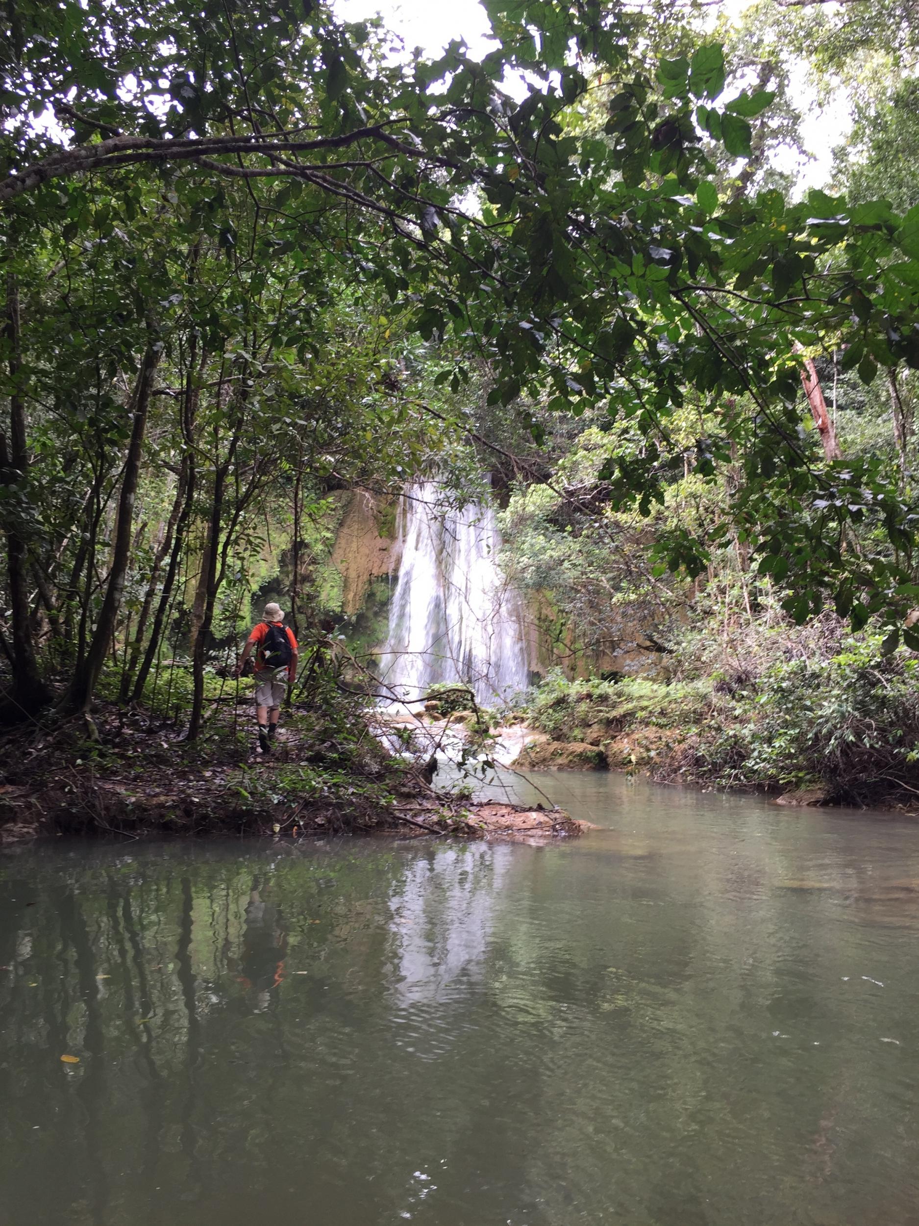 78. Limon waterfalls