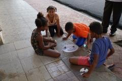 24. Kids at play, Luperon