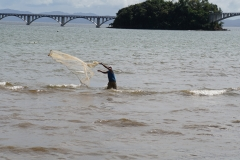 49. Fisherman in Samana