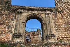 56. Ruins in Santo Domingo