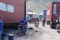 61. Haitian border