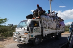 62. Haitians crossing into DR