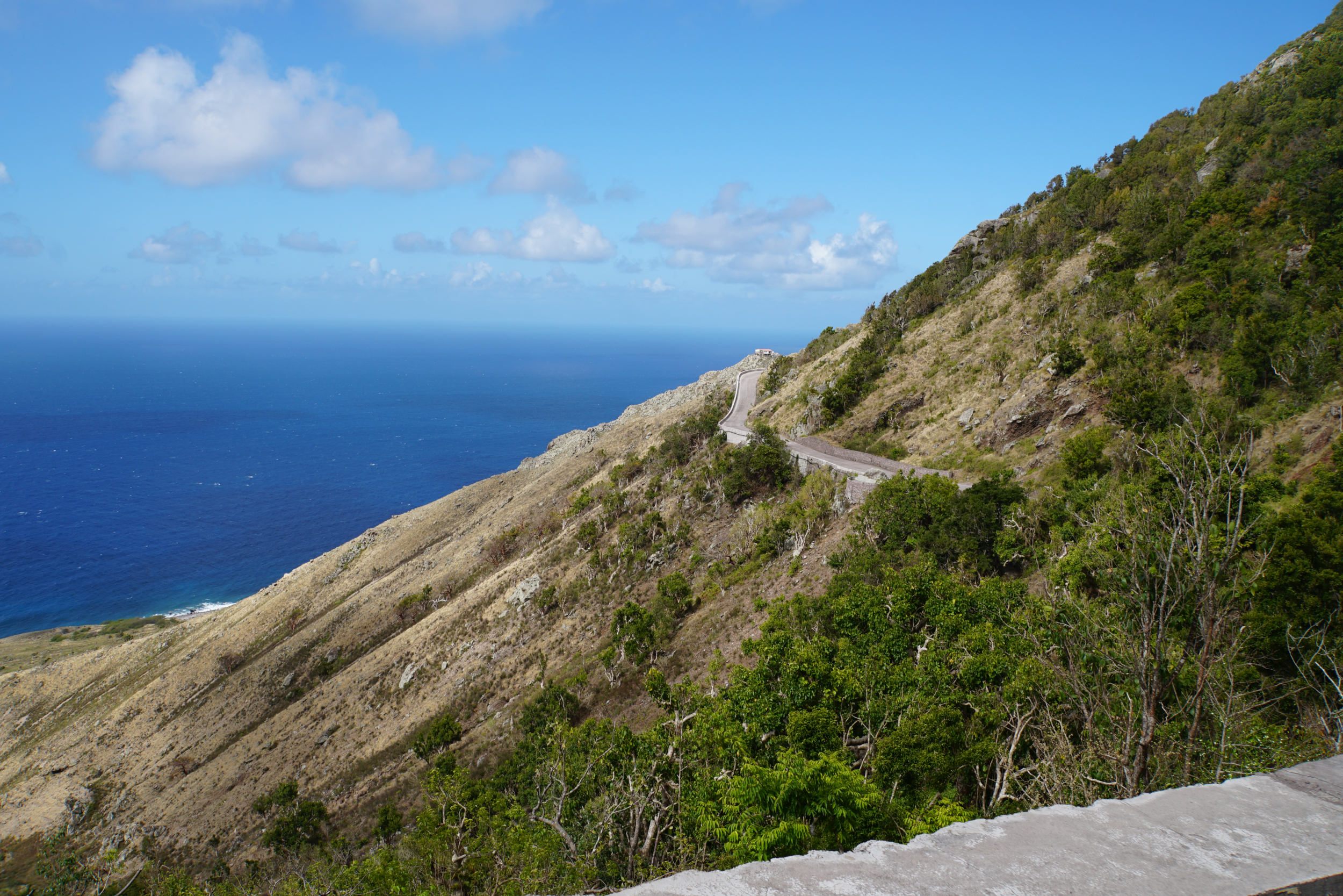 22. The road that couldn't be built, Saba