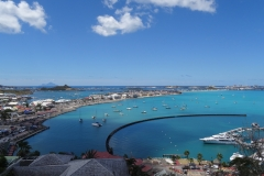 5. Harbor view, Marigot
