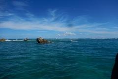 9. Snorkeling off Tintamarre