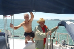 1. Ariosto, our Bahia pilot