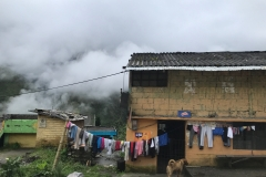 13. Home along route to Banos