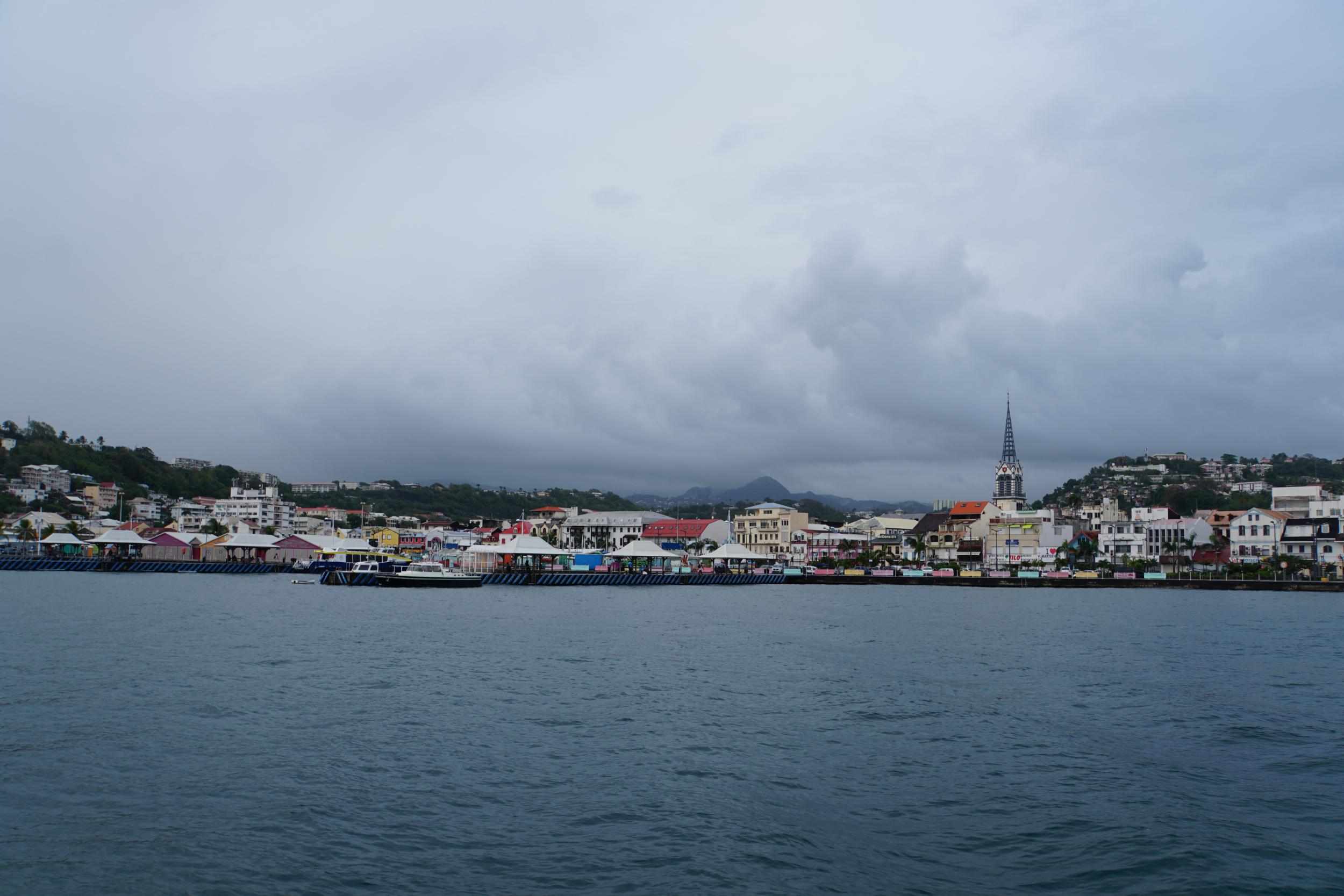 21. Port-de-France, Martinique