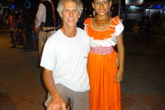 16. Willy's dance partner