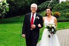 21. Here comes the bride