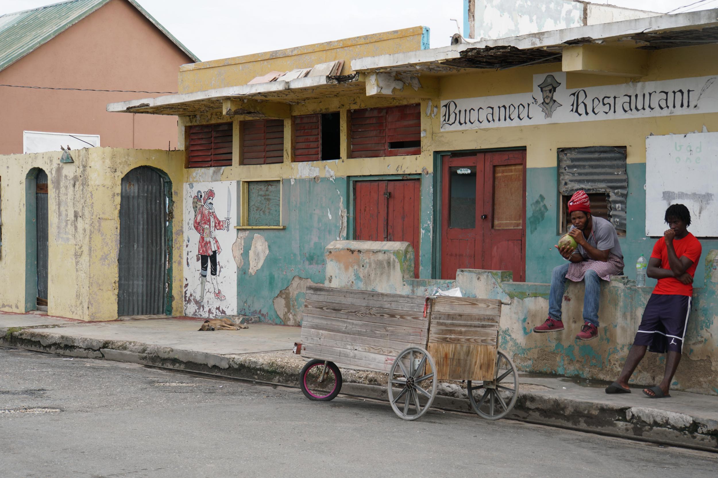 33. Buccaneer Restaurant