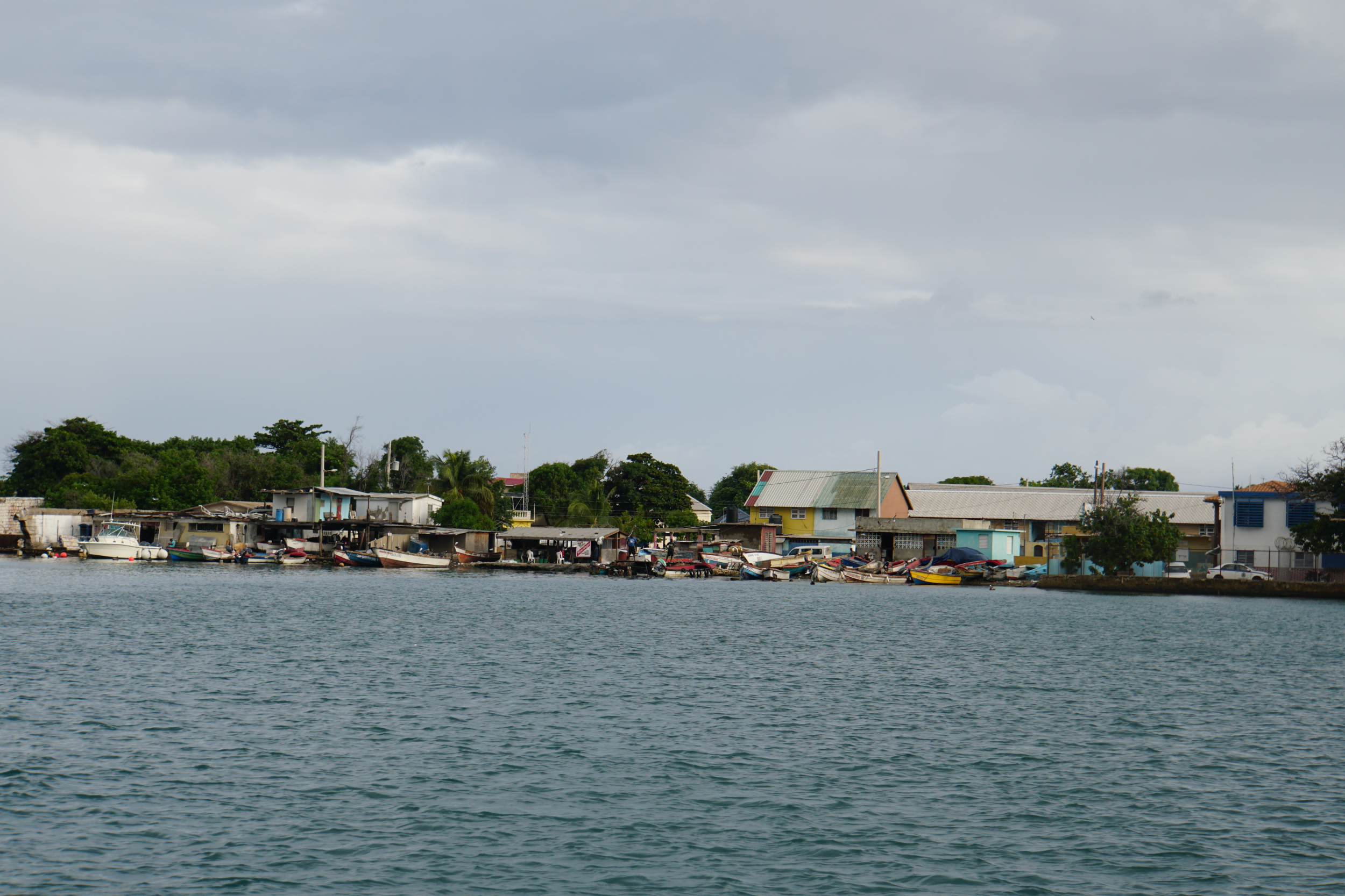 36. Port Royal water front