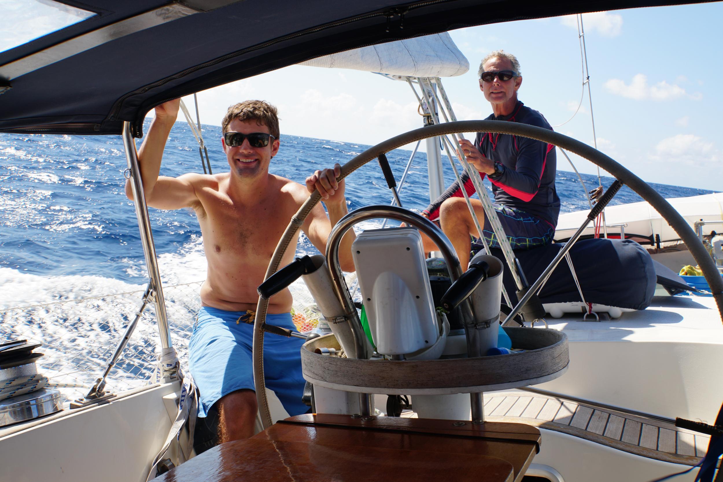 65. Jeff steering