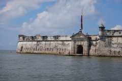 11. The Fort of San Fernando de Bocachica