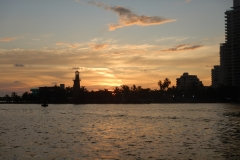16. Sunset in Cartagena