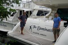 24. Usian Bolt's boat