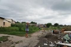 34. Walking through Port Royal