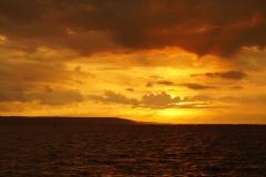 44. Sunset in Jamaica