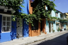 5. the colors in Cartagena