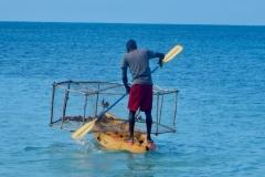 68. Lobster fishing