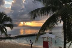 78. Sunset in Montego Bay